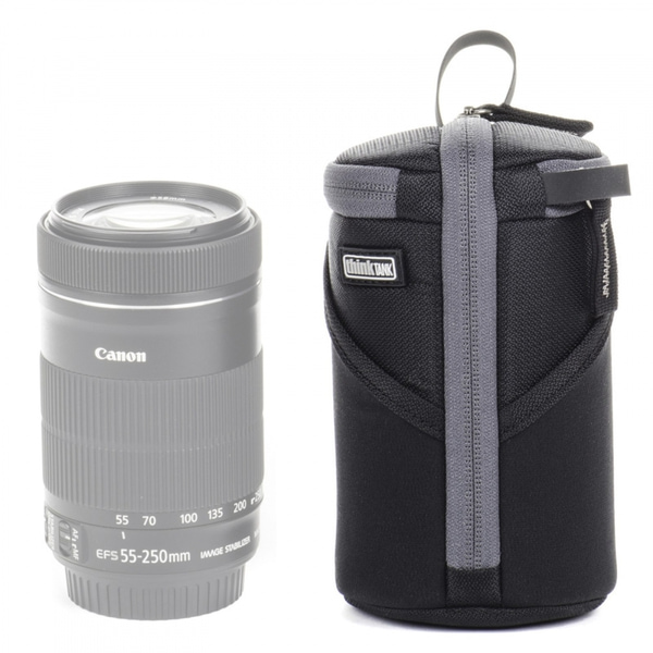 Bilde av Think Tank Veske Lens Case Duo 15 svart
