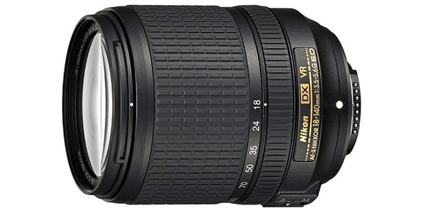 Bilde av Nikon Nikkor AF-S 18-140/3,5-5,6 G ED VR