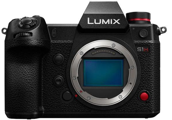 Bilde av Panasonic Lumix S1H brukt