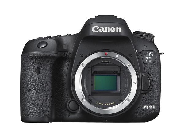 Bilde av Canon EOS 7D Mark II Kamerahus Brukt II