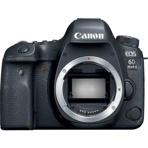 Bilde av Canon EOS 6D mark II