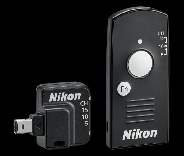 Bilde av Nikon trådløs fjernkontroll WR-R11b og WR-T10