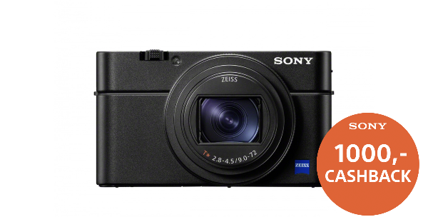 Bilde av Sony CyberShot RX100 VII