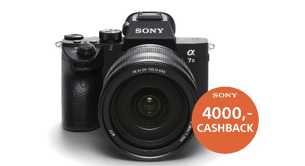 Bilde av Sony Alpha  A7 III + 24-105mm f/4 OSS