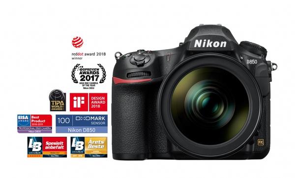Bilde av Nikon D850