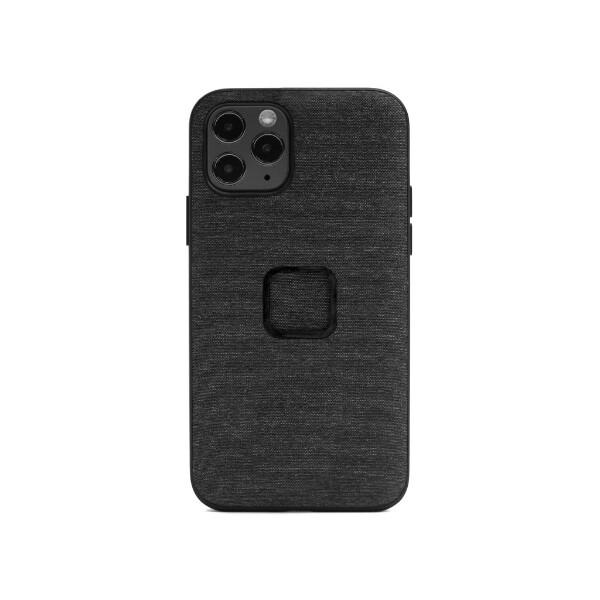 Bilde av Peak Design Fabric Case iPhone 11 - Charcoal