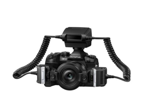 Bilde av Olympus M.Zuiko 60mm F2.8 + STF-8 Macro Blitz