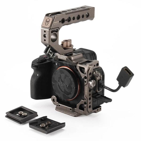 Bilde av TILTA Tiltaing Sony A7s III Kit B-Tactical Gray