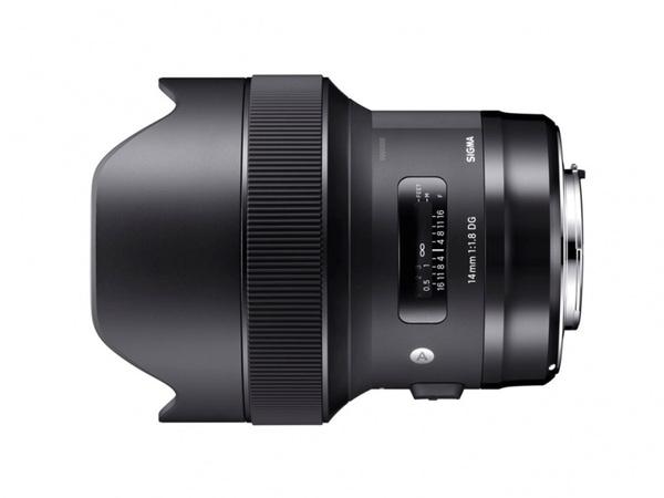 Bilde av Sigma 14mm f/1,8 DG HSM Art for Canon