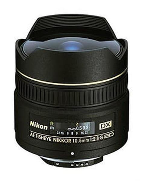 Bilde av Nikon Nikkor AF DX 10.5/2.8 G ED Fisheye Brukt