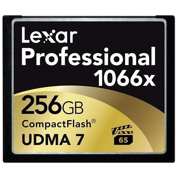 Bilde av Lexar Professional Compact Flash 1066x 256GB