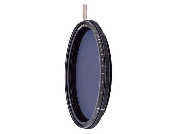 Bilde av NISI Filter ND-Vario 1,5-5 Stops Pro Nano 72mm