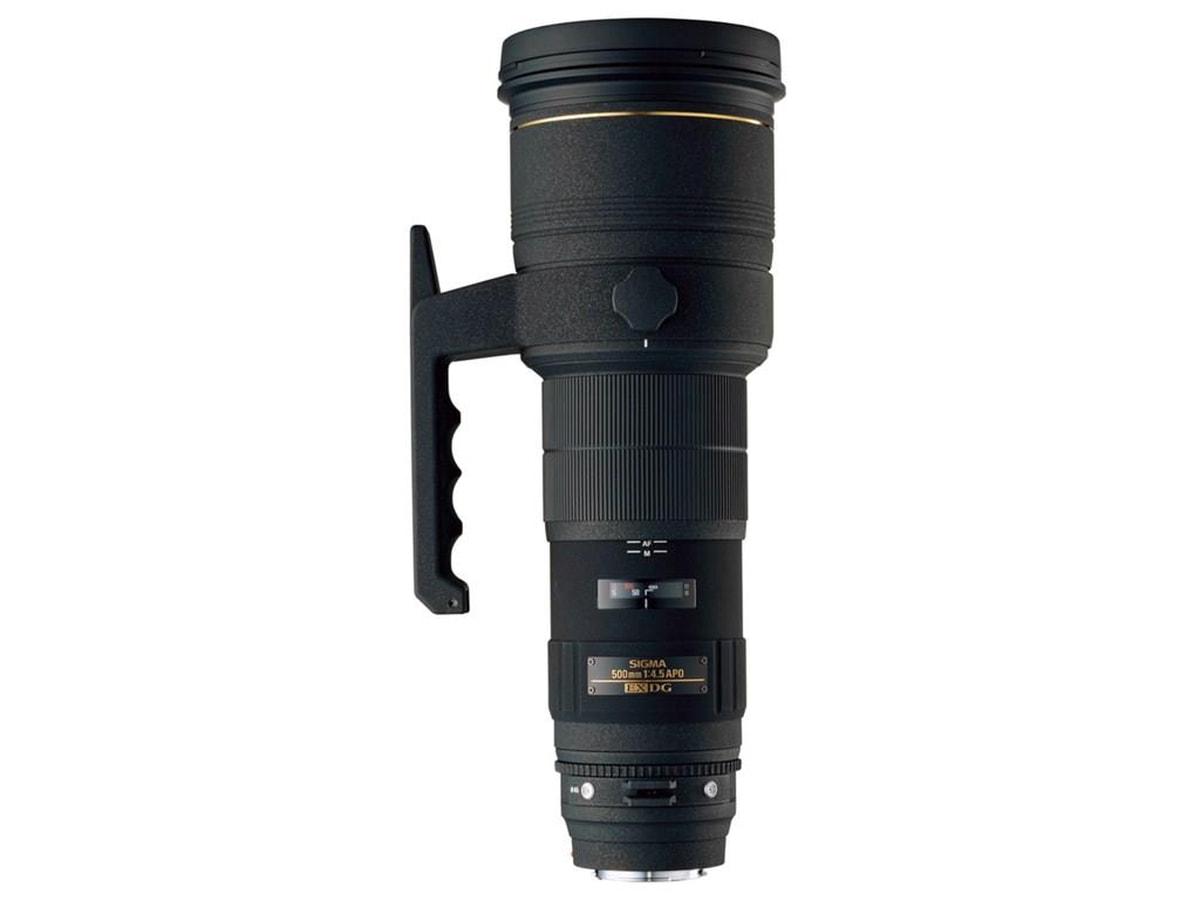 Sigma 500/4.5 EX HSM DG for Nikon Brukt