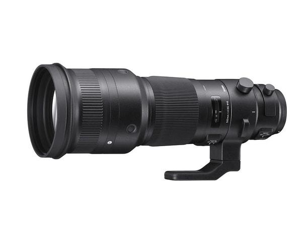 Bilde av Sigma 500/4,0 DG OS HSM Sport for Nikon