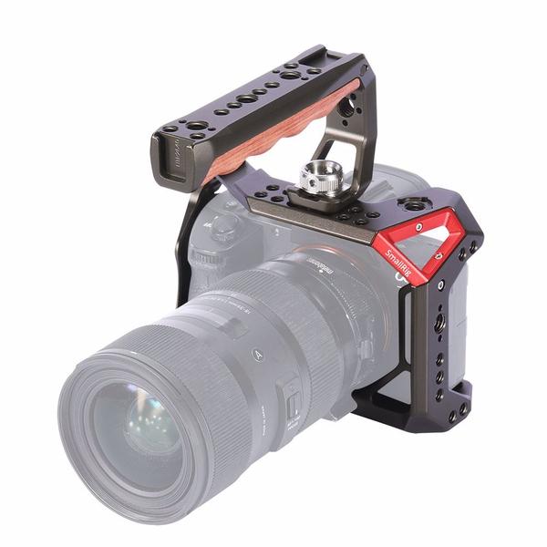Bilde av SMALLRIG 2694 Cage & Handle Kit for A7III &