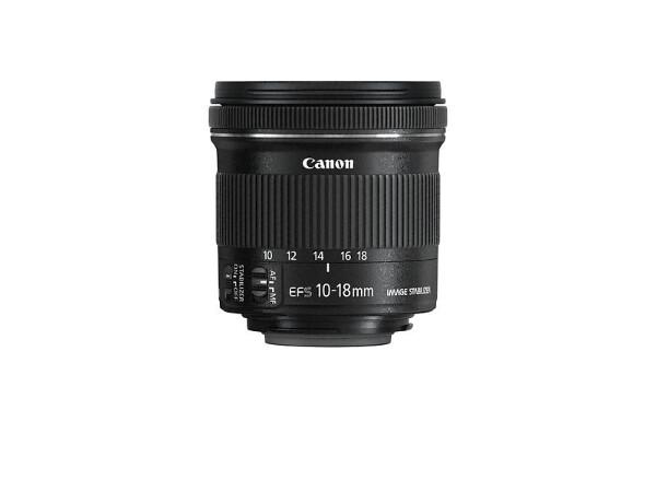 Bilde av Canon EF-S 10-18/4,5-5,6 IS STM