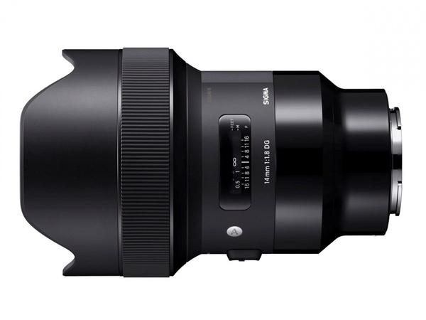 Bilde av Sigma 14/1,8 DG HSM Art for Sony E