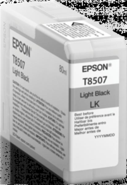 Bilde av Epson T8507 (Lys Sort)