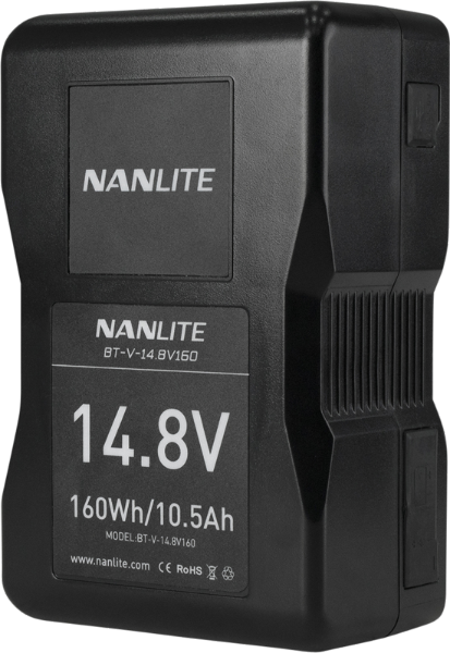 Bilde av NANLITE Batteri V-Mount 14.8V 160WH