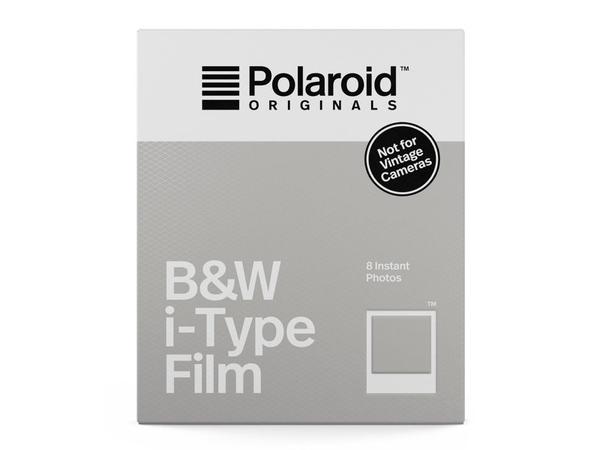 Bilde av POLAROID ORIGINALS B&W FILM FOR I-TYPE
