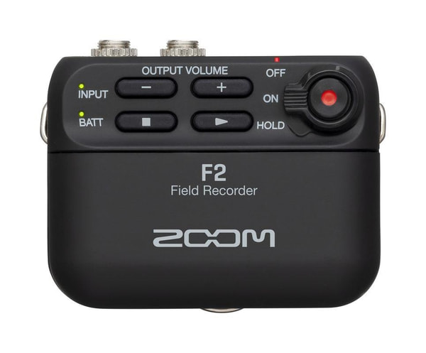 Bilde av Zoom F2 Field Recorder