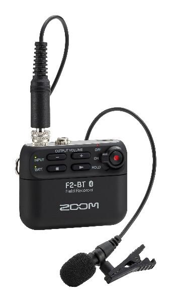 Bilde av ZOOM F2-BT Ultrakompact Field Recorder