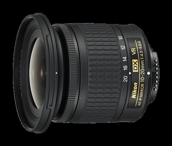 Bilde av Nikon AF-P DX NIKKOR 10-20mm f/4.5-5.6G VR