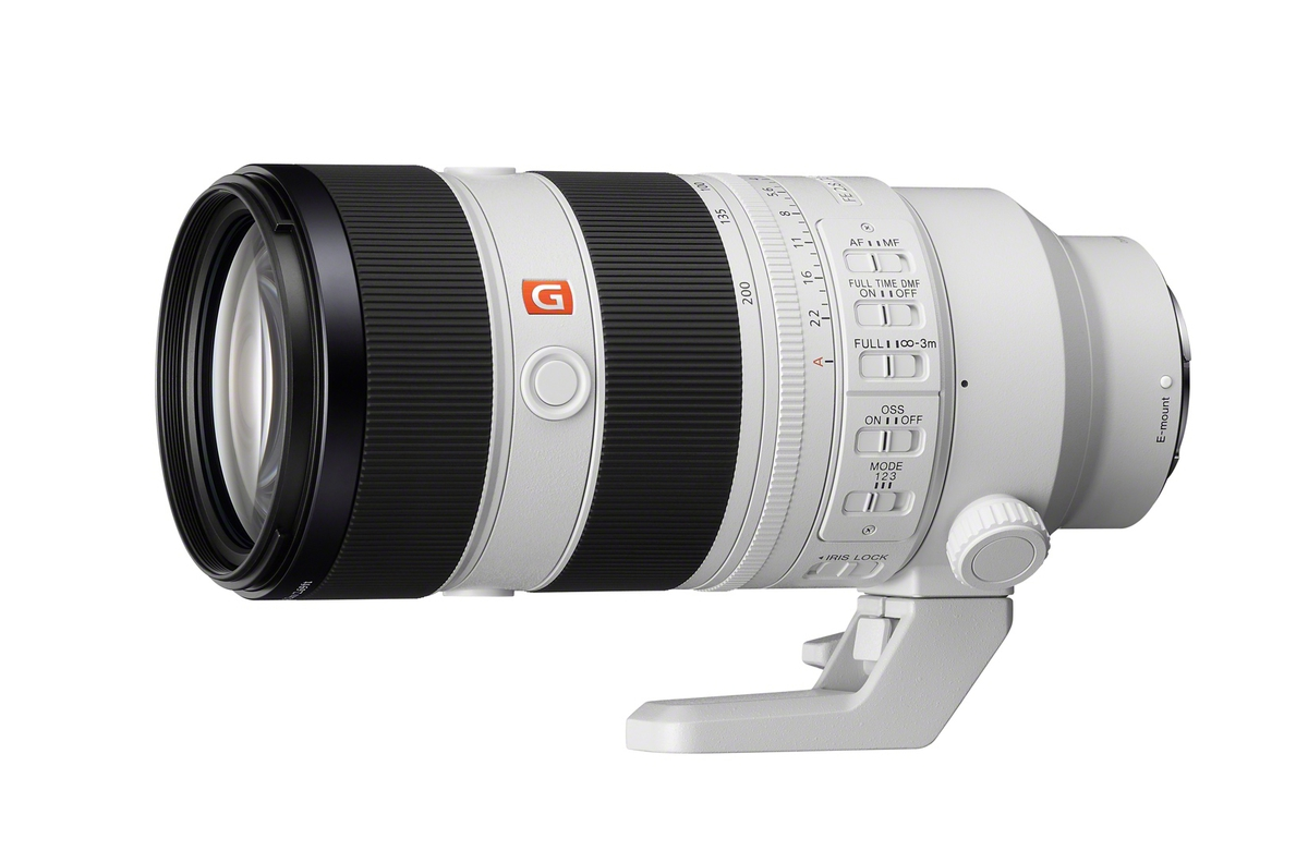 Sony FE 70-200mm F2.8 GM2
