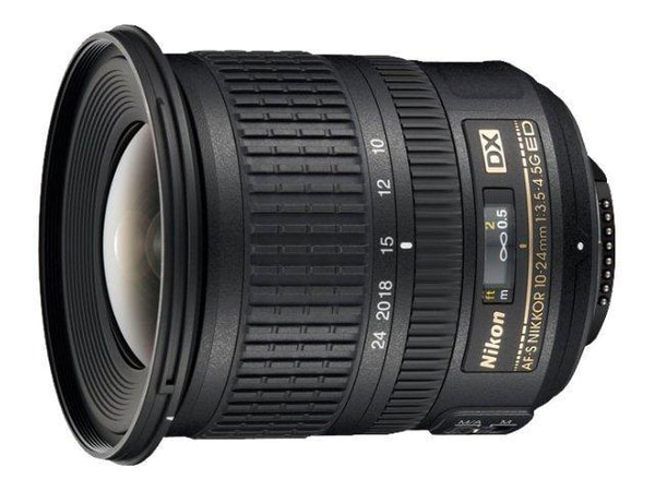 Bilde av Nikon Nikkor AF-S DX 10-24/3.5-4.5 G ED brukt