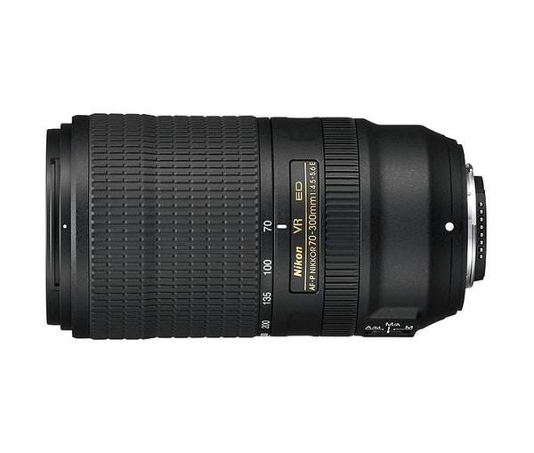 Bilde av Nikon Nikkor AF-P 70-300/4,5-5,6 E ED VR