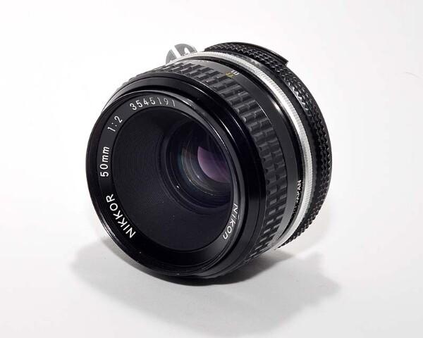 Bilde av Nikon AI Nikkor 50mm F2 Brukt