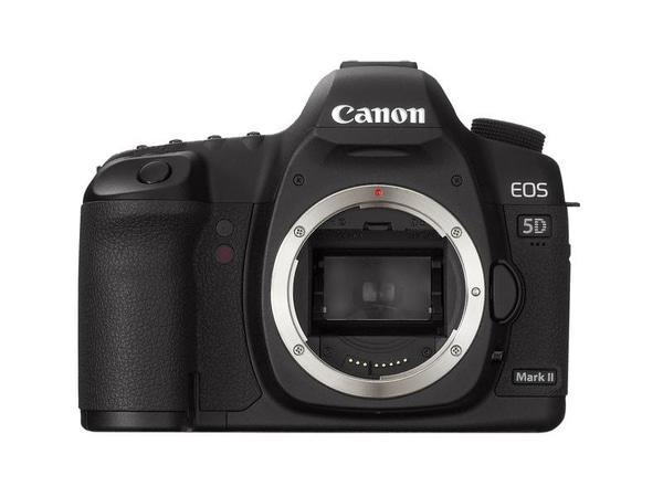 Bilde av Canon 5D mark II brukt