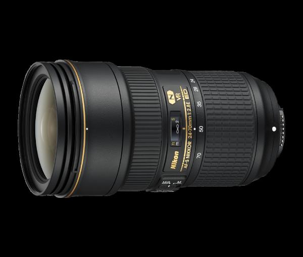 Bilde av Nikon Nikkor AF-S 24-70/2,8 E ED VR