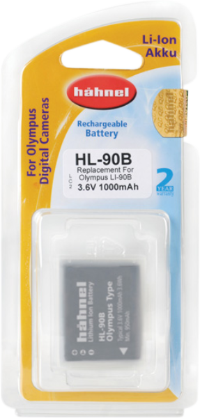 Bilde av HÄHNEL Batteri Olympus HL-90B/92B