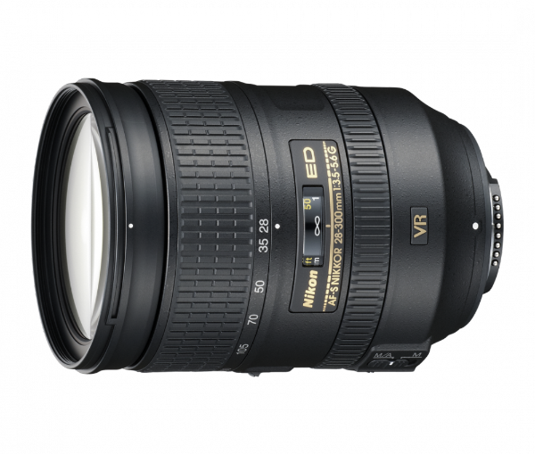 Bilde av Nikon Nikkor AF-S 28-300/3,5-5,6 G ED VR