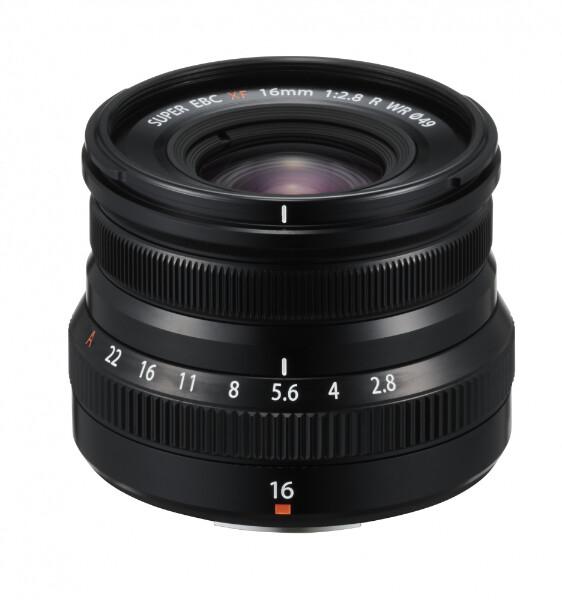 Bilde av Fujifilm Fujinon XF 16mmF2.8 R WR
