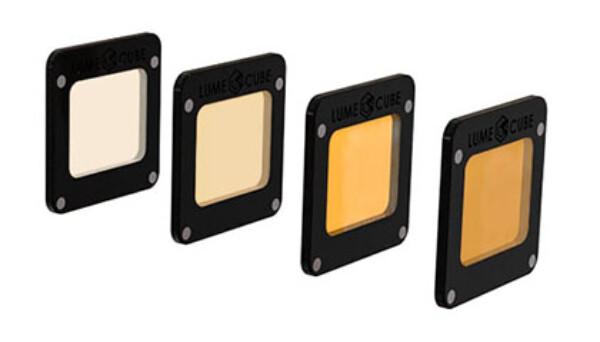 Bilde av Lume Cube CTO Gel Pack for Light-House