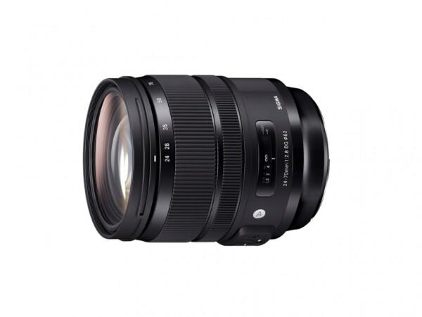 Bilde av Sigma 24-70mm f/2.8 DG OS HSM Art Canon
