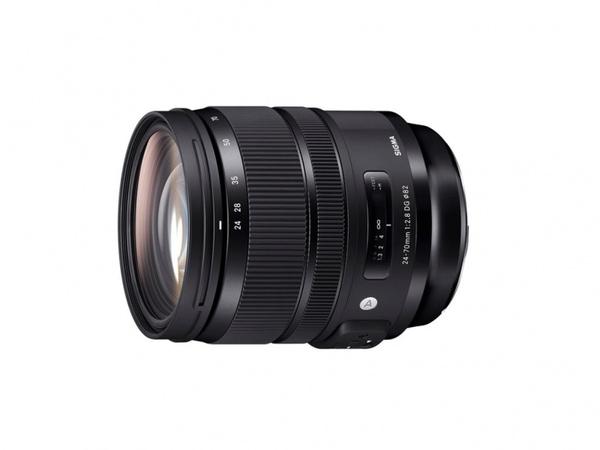Bilde av Sigma 24-70mm f/2.8 DG OS HSM Art Nikon