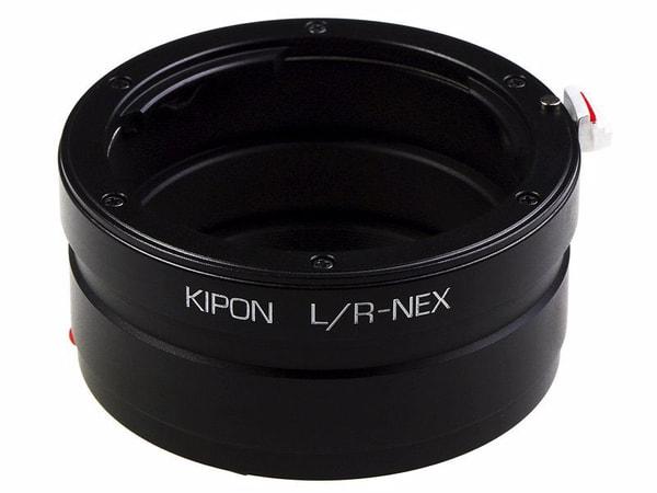 Bilde av KIPON Adapter for Sony E Hus Leica/R-Sony E