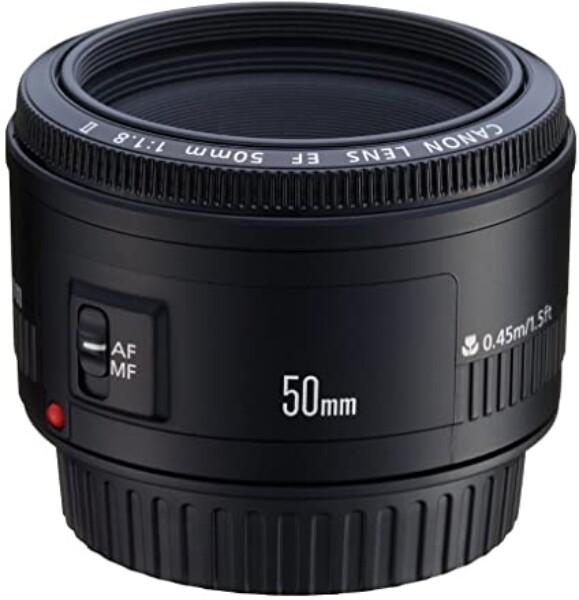 Bilde av Canon EF 50mm F1.8 II Brukt