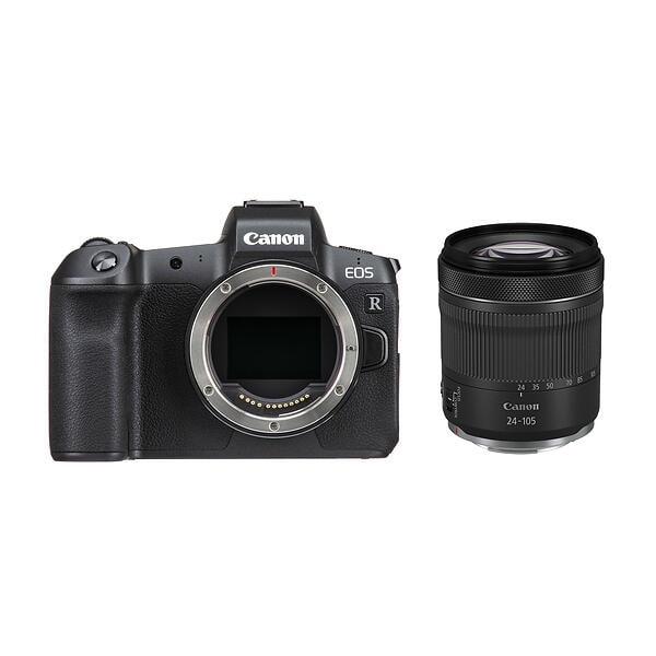 Bilde av Canon EOS RP + 24-105/4.0-7.1 IS STM