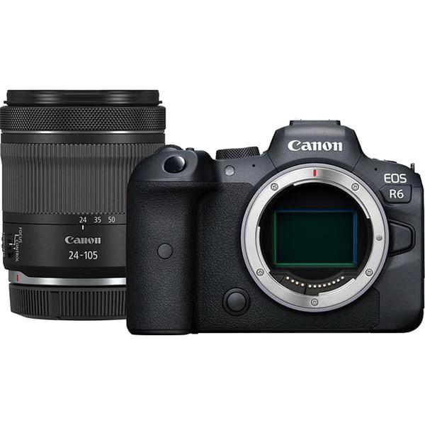 Bilde av Canon EOS R6 + RF 24-105/4.0-7.1 IS STM