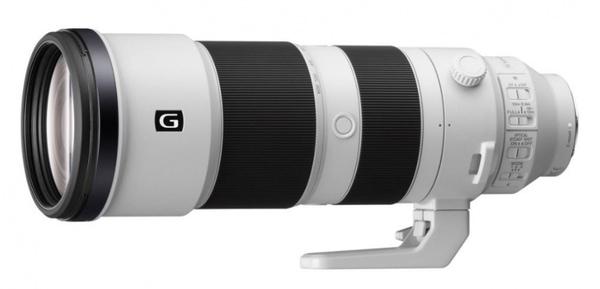 Bilde av Sony FE 200-600mm F/5,6-6,3 G OSS