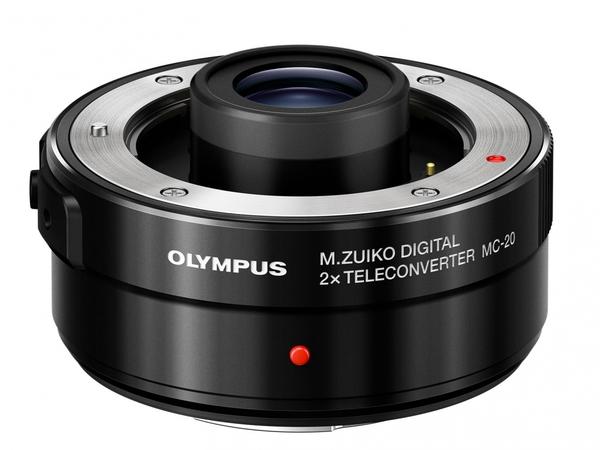 Bilde av Olympus M.Zuiko Digital 2x Teleconverter MC-20