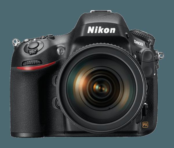 Bilde av Nikon D800 kamerahus brukt