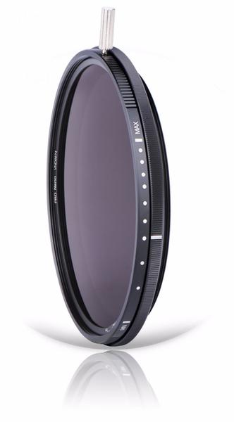 Bilde av NISI Filter ND-Vario 5-9 Stops Pro Nano 62mm