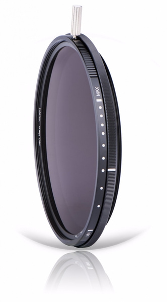 Bilde av NISI Filter ND-Vario 5-9 Stops Pro Nano 72mm