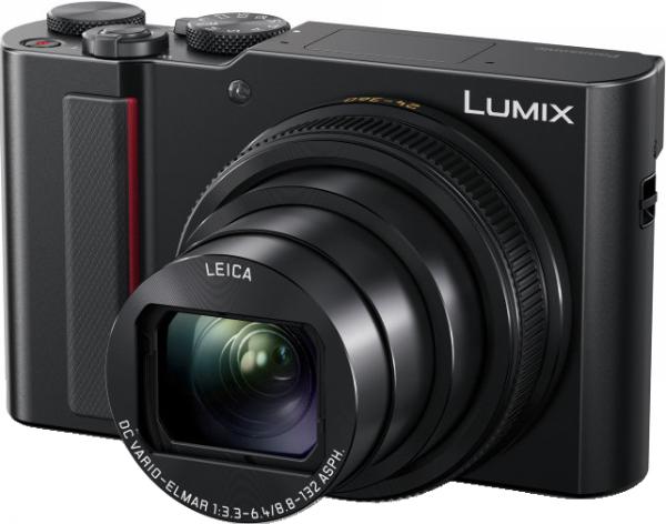 Bilde av Panasonic Lumix DC-TZ200 Sort