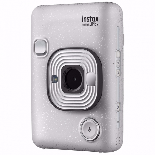 Bilde av Fujifilm Instax Mini LiPlay Stone White